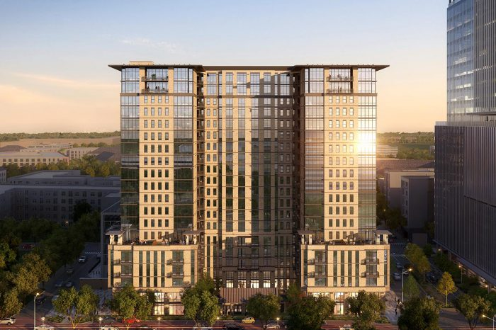 The Bowen at The Domain Best Multifamily Development in Austin