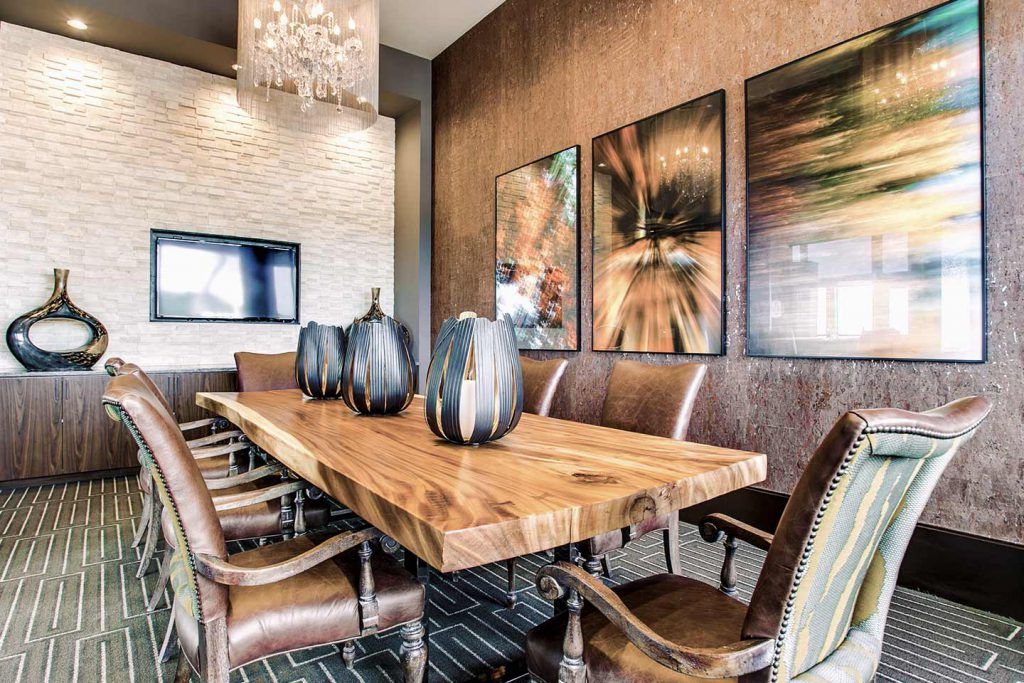 The Kelton at Clearfork Multifamily Amenity