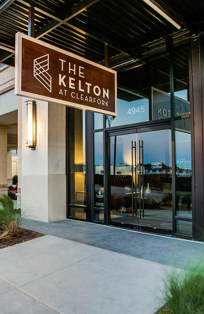 The Kelton At Clearfork