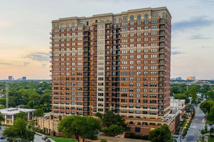Best Multifamily Real Estate Project in Texas