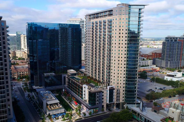 The Christopher Multifamily Apartment The Union Dallas StreetLights Residential